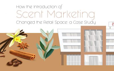 How the Introduction of Scent Marketing Changed the Retail Space: A Case Study