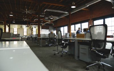 A Walk-through of Scent in the Corporate Space