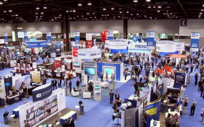 Scent Takes the Stand: Scent Marketing for Trade Expos