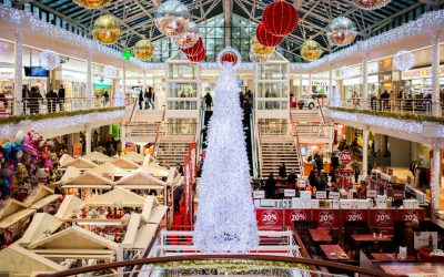 Enhance the festive season shopping experience