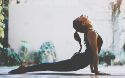 Intentionally scenting your yoga studio